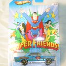 HOT WHEELS SUPERFRIENDS '65 PONTIAC GTO NEW