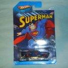 SUPERMAN JADED HOT WHEELS CAR - NEW