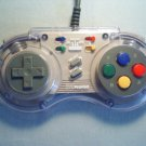TRANSPARENT SUPER NES CONTROLLER