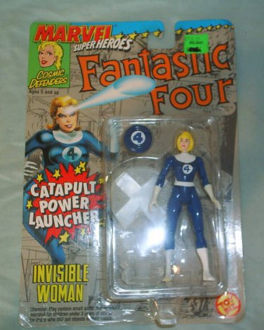 Marvel Superheroes Fantastic Four Invisible Woman -  action figure - NEW