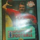 JOE MONTANA ll Sportstalk Football - Sega Genesis video game