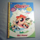 POWERPUFF GIRLS - POSTER + ACTIVITY BOOK NEW