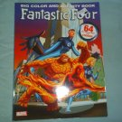 FANTASTIC FOUR - Big Color + Activity Book - new