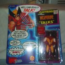 TOY BIZ ELECTRONIC TALKING WOLVERINE ACTION FIGURE - NEW