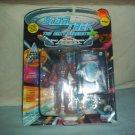 STAR TREK THE NEXT GENERATION - La Forge as Alien -  Action Figure - New