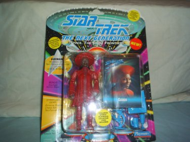 STAR TREK THE NEXT GENERATION - Guinan -  Action Figure - New