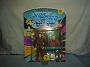 STAR TREK THE NEXT GENERATION - Lore -  Action Figure - New