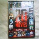 20 HORROR MOVIES - 4 DVD SET
