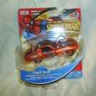 SPIDER SENSE SPIDER MAN POWER RACER  MOTORIZED  DIE-CAST VEHICLE- KRAVEN  1963 CHEVORLET CORVETTE