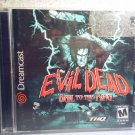 EVIL DEAD - Hail To The King - SEGA DREAMCAST VIDEO GAME
