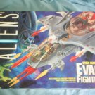 ALIENS SPACE MARINE EVAC FIGHTER  VEHICLE  BY KENNER - NEW