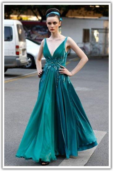 Elegant, Long Evening Dress, Cocktail, Prom Dress - CX55688