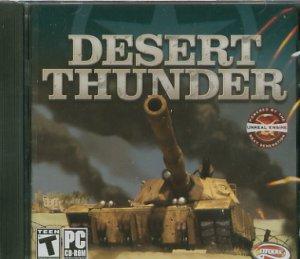 Desert Thunder PC Games New! (Free Shipping)