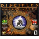 (Free Shipping) Disciples Sacred Land PC game