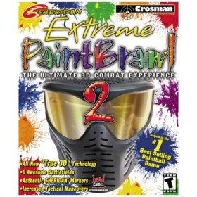 Extreme Paintbrawl 2 PC Game (Free Shipping)