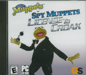 Spy Muppets License to Crook PC-CD New! (Free Shipping)