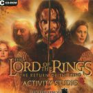 Lord of the Rings: Return of the King Activity Studio  PC-CD New! (Free Shipping)