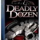 Deadly Dozen: 12 men 1 chance PC-CD New! (Free Shipping)