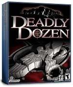 Deadly Dozen: 12 men 1 chance PC-CD New! (Free Shipping)