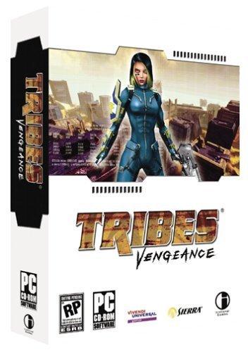 Tribes Vengeances Windows XP/ME/2000/98 (Free Shipping)