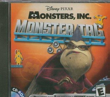 Disney/Pixar's Monsters, Inc. Wreck Room Arcade: Monster Tag PC/MAC Free Shipping