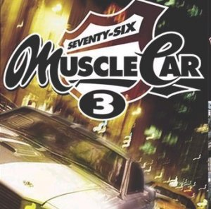 Muscle Car 3 PC-Game New (Free Shipping)