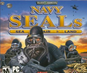 Elite Forces: Navy Seals Air Land Sea PC game NEW (free First Class Shipping)