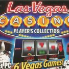 Las Vegas Casino: Player's Collection  BlackJack Poker Craps Baccarat Slots Roulette Free Shipping