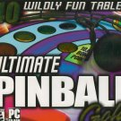 Ultimate Pinball Gold PC Game JC New! (Free 1rst Class Shipping)