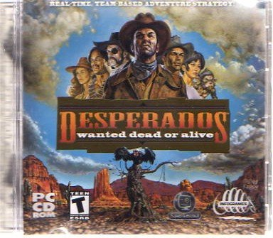 Desperados: Wanted Dead or Alive PC-Game JC (Free Shipping)