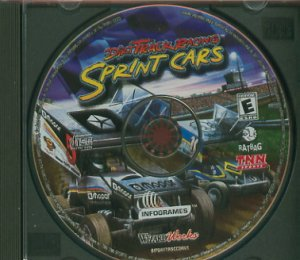 Dirt Track Racing Sprint Cars PC-Game (Free Shipping)
