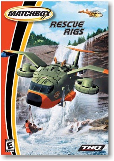 Matchbox: Rescue Rigs (Free Shipping)