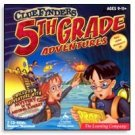 ClueFinders 5th Grade Adventures (2 CDS)Secret of the Living Volcano+Mystery of the Missing Amulet
