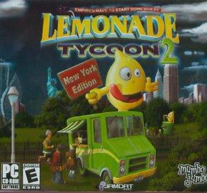 Lemonade Tycoon 2 New York Edition PC game (Free Shipping)