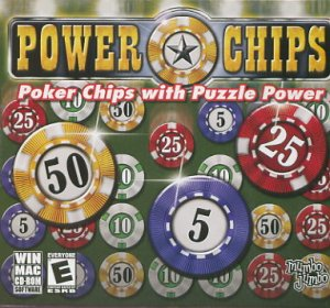 Power Chips with Puzzle Power PC/Mac Free Shipping