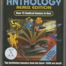 Activision Anthology Remix Mac games (Free Shipping)Over 75 Games Classic Atari 2600