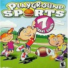 PLAYGROUND SPORTS 7 GREAT GAMES -NEW -FREE SHIPPING