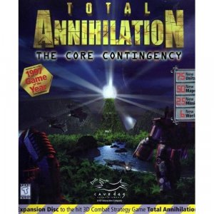 TOTAL ANNIHILATION THE CORE CONTINGENCY -NEW- FREE SHIPPING