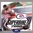 SUPERBIKE 2000 PC GAMES -FREE SHIPPING-