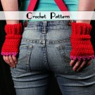 Pattern - Cuffed Fingerless Gloves