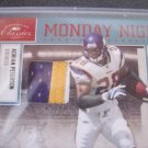 Adrian Peterson 3 color jersey patch # 47/50