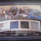 Quad jersey Patch Willis Ware Hawk and Sims #15/45 (7 colors)!