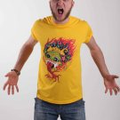 """""""Tibet Mask""""  100% cotton, cool t shirt (made in Spain)"""