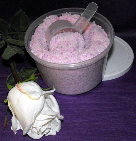 Infinity of Wellness Bath Salts (16 oz.)