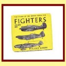 WWII FIGHTER PLANES WORLD WAR 2 - Vol 1 - Hardback Book Germany France Australia MORE - Illustrated