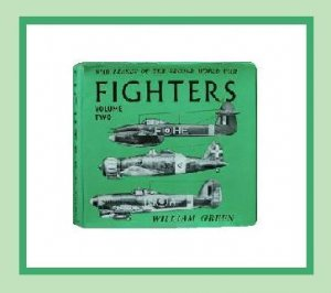 WWII FIGHTER PLANES WORLD WAR 2 - Volume 2 - Great Britain & Italy - Illustrated Hardback Book