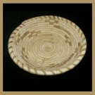 Native American Papago Indian Tohono O'odham Nation handcrafted weaved Bowl BASKET circa 1930's