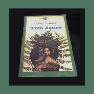 TOM JONES - The History of Tom Jones A Foundling - 1963 Paperback Book - Signet Classic Edition