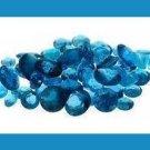 3.00ctw PARAIBA BLUE APATITE ROUND FACETED GEMSTONES PARCEL - 100% Real Natural Genuine Authentic!