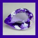 TANZANITE 0.80ct Pear Cut 7x5mm Loose Gemstone - 100% Natural Real Authentic Genuine!
